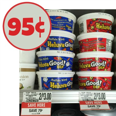 Heluva Good Dip Under A Buck At Publix