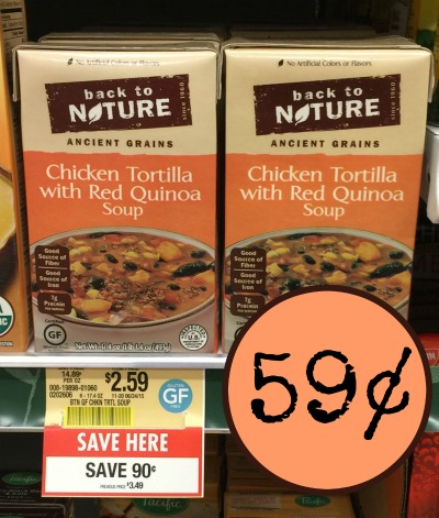 back to nature soup