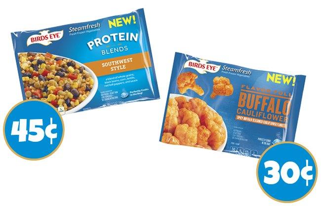 birds eye protein flavor full