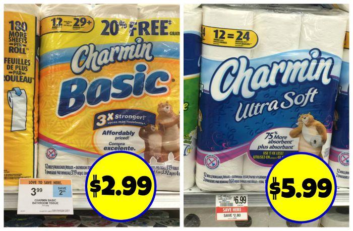 charmin toilet paper coupon