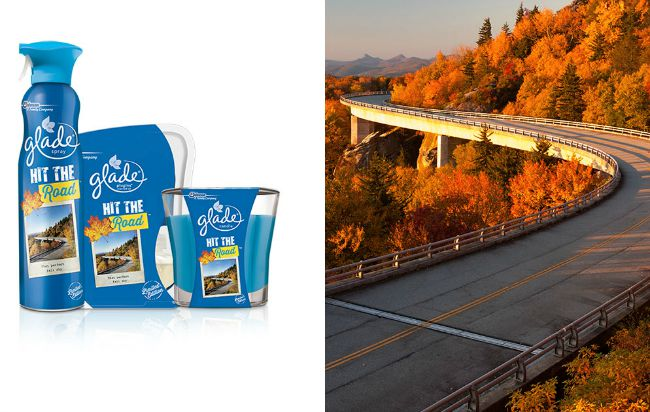 glade hit the road