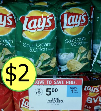lay's chips publix