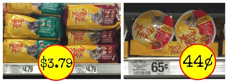meow mix deals