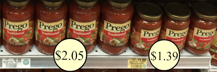 graphic about Prego Printable Coupons referred to as Printable Prego Coupon Promotions At Publix
