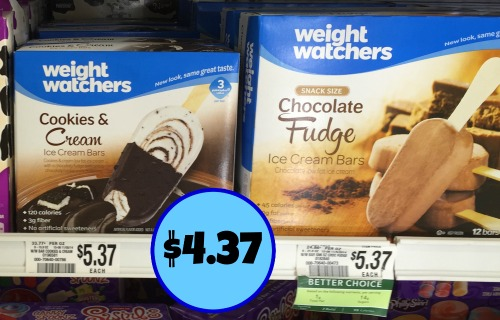 Weight watchers coupons printable ice cream