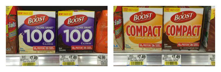 BOOST Calorie Smart Publix
