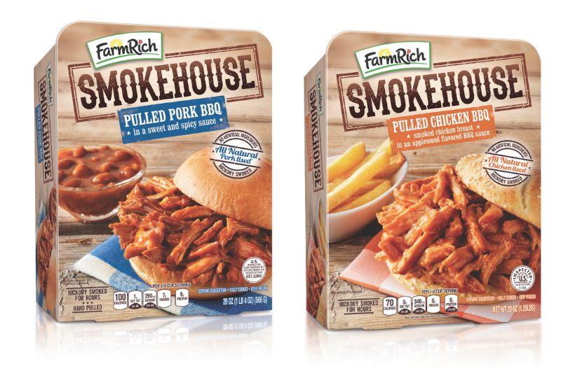 Smokehouse bbq-Publix