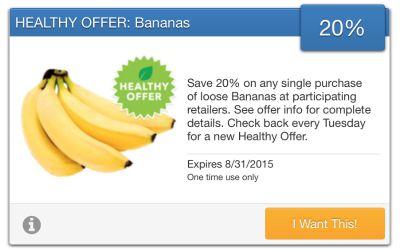 bananas savingstar