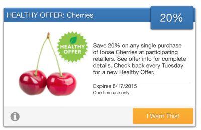 cherries savingstar