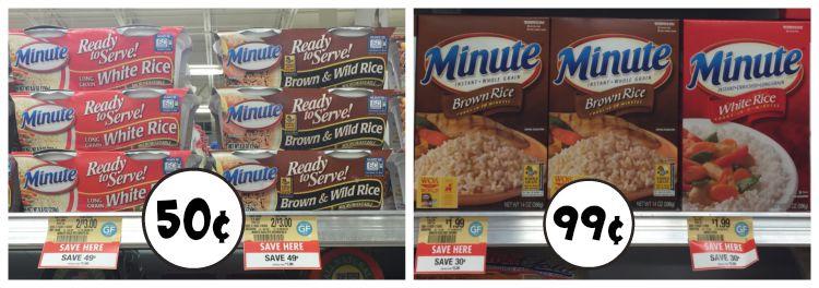 minute rice publix