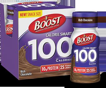 e88371e6a4906 Try New BOOST CALORIE SMART® 100 Calories Balanced Nutritional Drink ...