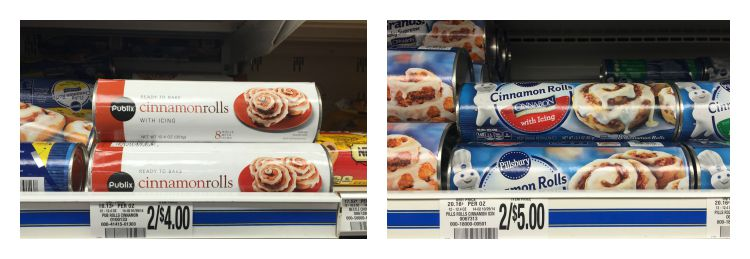 Try Me Tuesday 8/11 - Publix Cinnamon Rolls