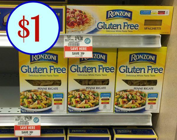 ronzoni gluten free