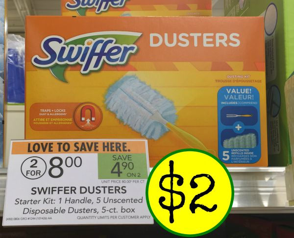 Swiffer sweepervac starter kit printable coupon