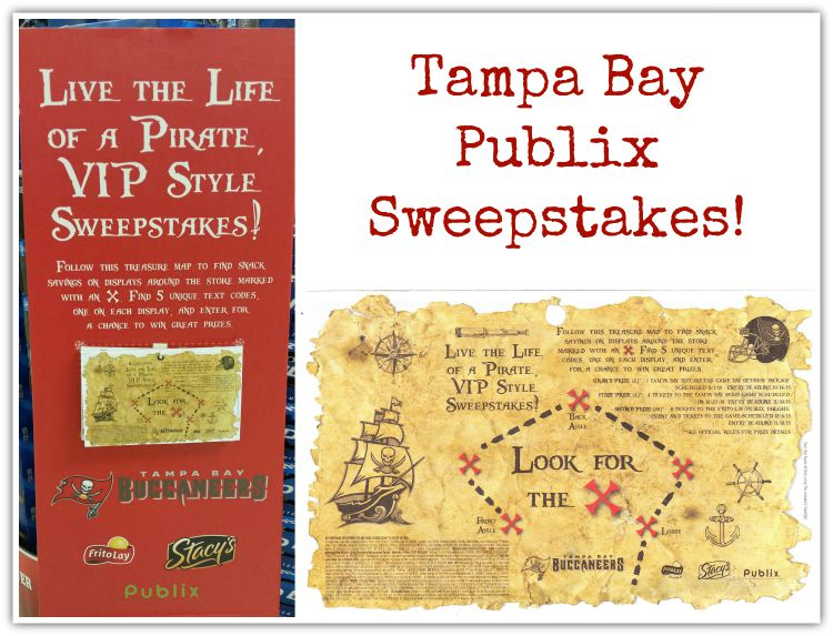 Tampa sweepstakes