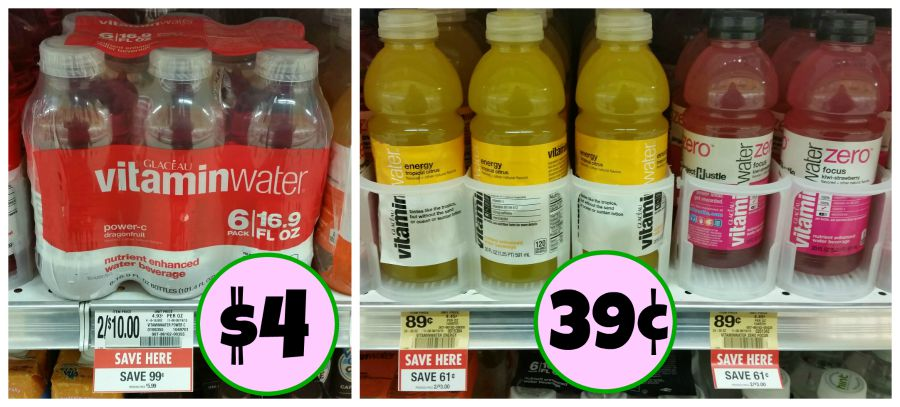 vitaminwater deals