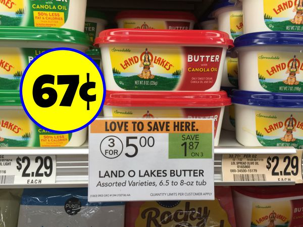 land o lakes butter