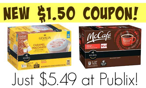 High Value Coffee Coupon Save On Gevalia Amp Mccafe K Cups