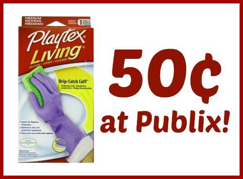 Playtex gloves coupons