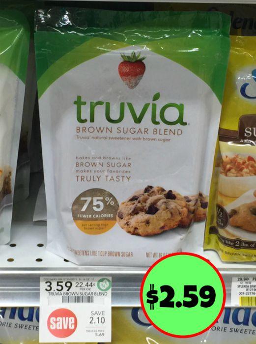 Truvia Brown Sugar Blend I Heart Publix