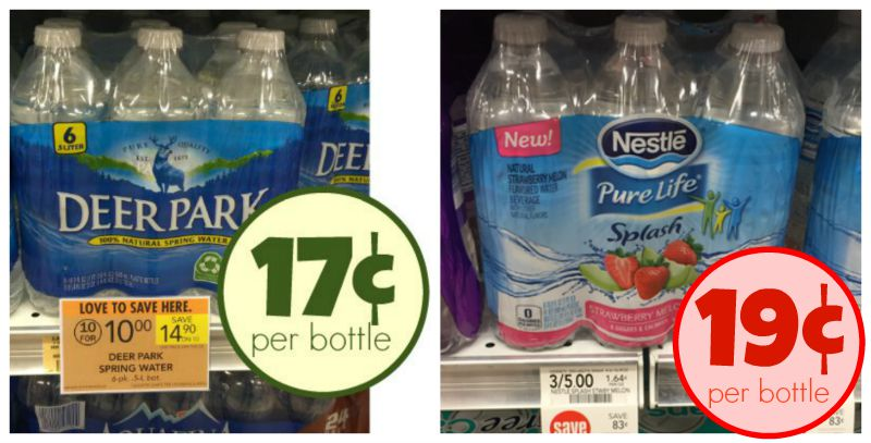water deal publix
