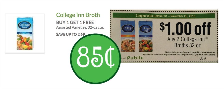 college inn publix