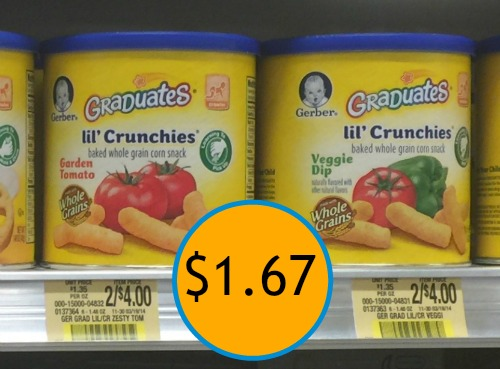 gerber coupons publix
