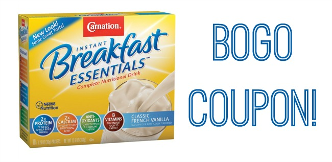 Carnation Breakfast Essential Coupon, I Heart Publix