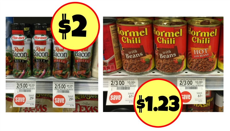 hormel deals