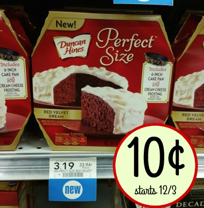 Perfect Size Cake Coupon, I Heart Publix