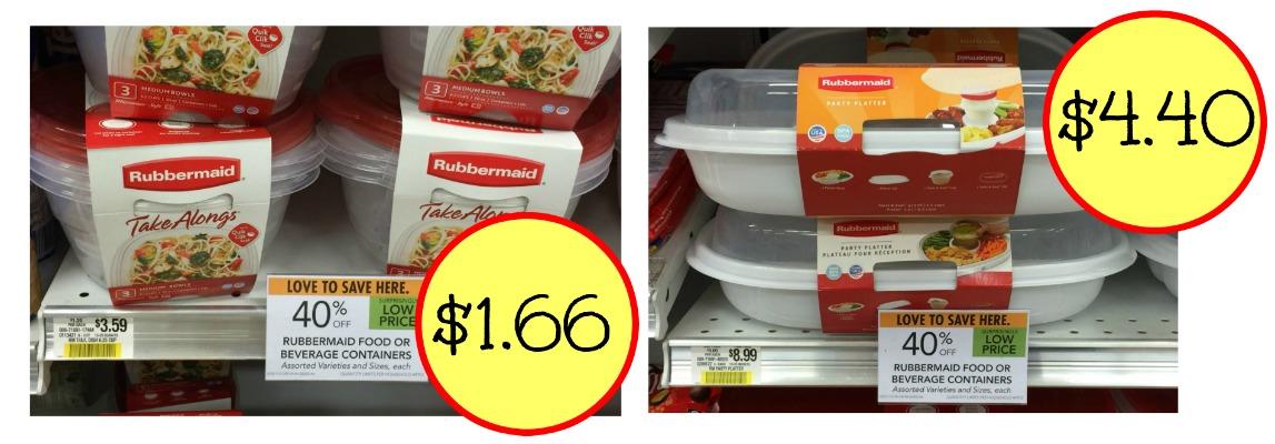 rubbermaid deals