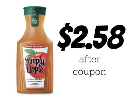 simply juice publix