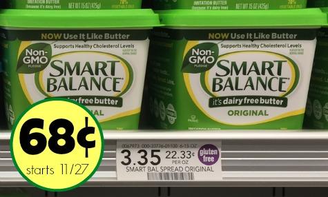 smart balance buttery spread publix