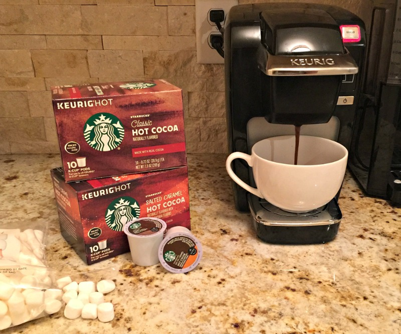 New Starbucks Hot Cocoa K Cup Pods Now Available At Publix