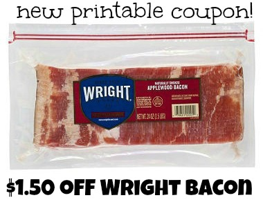 Wright bacon coupons 2018