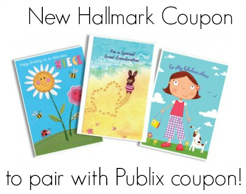 Hallmark discount coupon