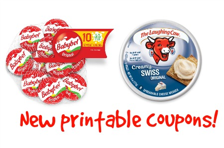 Laughing cow mini babybel coupons