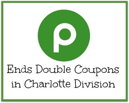publix no double coupons