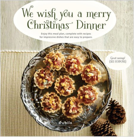 we wish you a merry christmas dinner