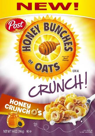 Honey Bunches of Oats Honey Crunch O's