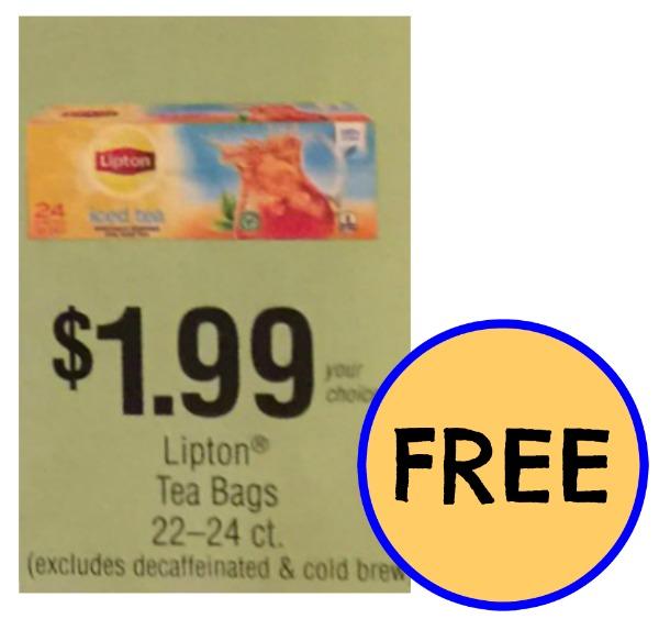 Lipton green tea citrus coupons