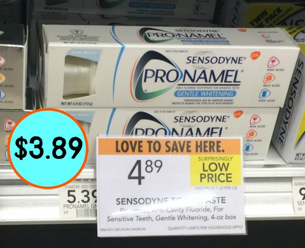 photo about Sensodyne Printable Coupon named Contemporary Sensodyne Toothpaste Coupon For The Publix Sale