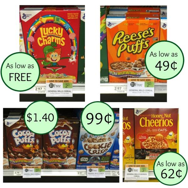 cereal deals