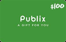 publix gift card 100