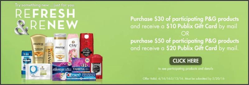 Apr 16 R&R Gift Card Offer