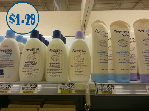Great Deals On Aveeno Products At Publix!