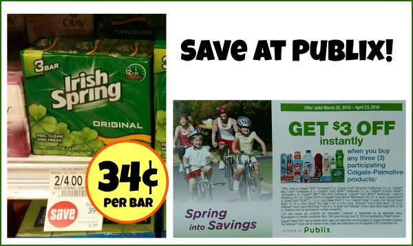Irish spring soap coupon canada