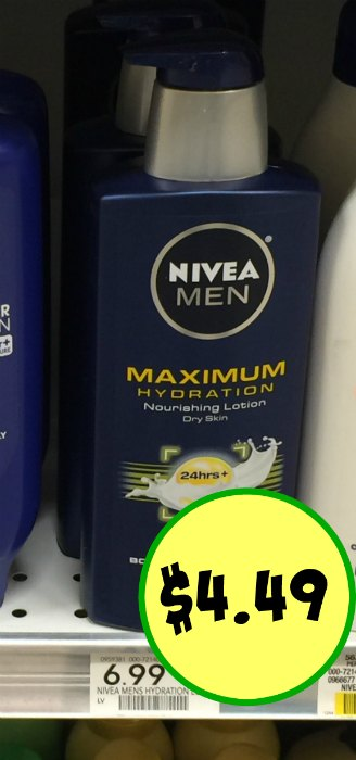 Upcoming Nivea Lotion Deal - As Low As $2.99 At Publix