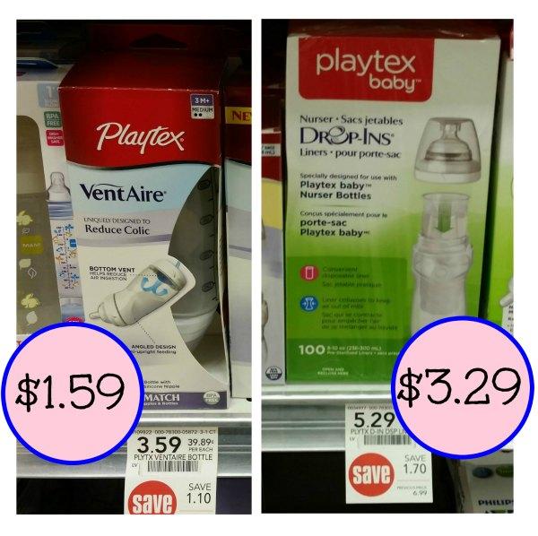 Playtex nurser coupons