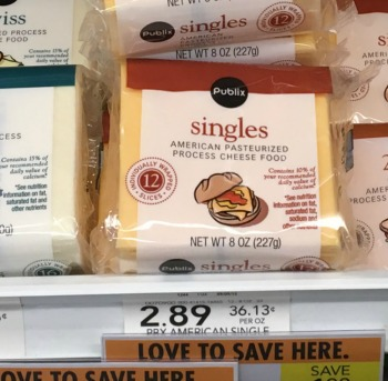 publix cheese